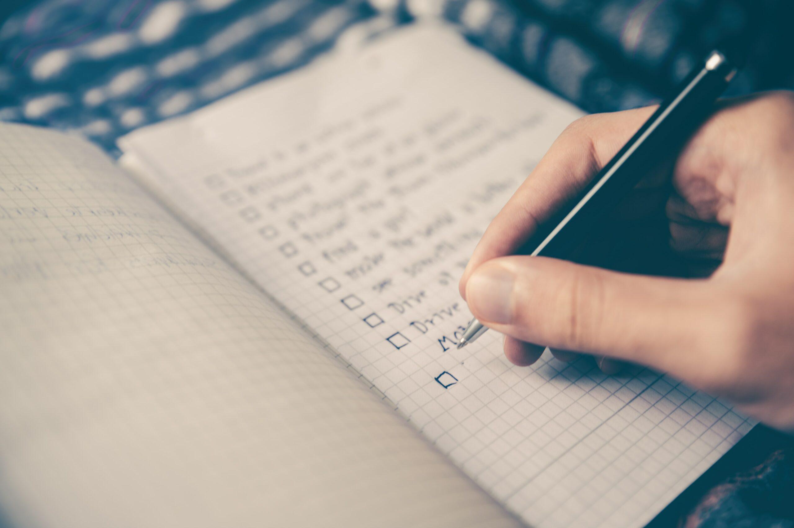 Webteksten schrijven stappenplan